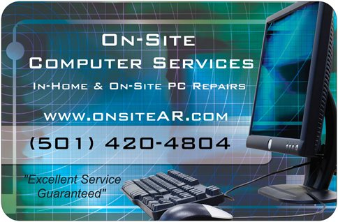 On-Site Computer Services